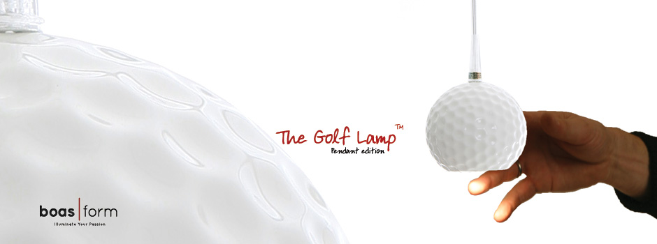 The Golf Lamp